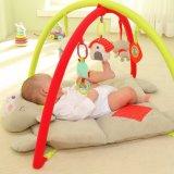 柔らかいマットとの赤ん坊のPlaymatくまの体操多彩のPlaymat
