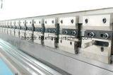 Rem van de Pers van de Plaat van het Staal van de Controle van Nc van Wc67y-160X3200 de Hydraulische