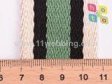 Colore della miscela della tessitura del reticolo della saia del filato tinto nylon Twisted