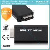 Adattatore di HDMI per PS2 al convertitore di HDMI per HDTV