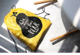 Sublimation Chaussure Cadeau Sports Gym Sac Sac à dos Non Woven Drawstring Bag