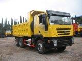 [إيفك] [كينغكنغ] [6إكس4] 25 طن ثقيلة - واجب رسم شاحنة قلّاب لأنّ عمليّة بيع