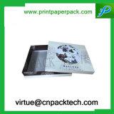 Элегантный прочный рубашка тиснения картона подарочная упаковка бумаги