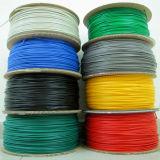 溶接ワイヤのプラスチック溶接のフィラメント/プラスチック溶接棒