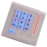 El fabricante del sistema de control de acceso al lector RFID