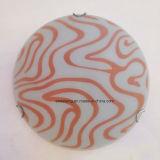 실내를 위한 유리제 그늘을%s 가진 현대 간단한 둥근 유리제 천장 빛