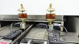 SMT Rückflut-Ofen automatische Schaltkarte-weichlötende Maschine