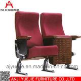 직물 물자 편리한 강당 의자 Yj1204r