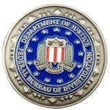 승진을%s 로고 인쇄를 가진 주문을 받아서 만들어진 금속 기념품 동전