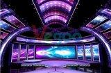 Visualizzazione di LED della parete della fase HD di prestazione video per affitto (P4.8)