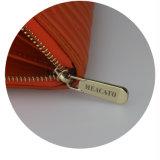 Бумажник портмона кожи экспорта бумажника самой новой девушки конструкции (SR-2013041)