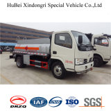 3cbm Dongfeng Euro 4 Fuel Storage Heavy Tank Truck