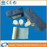 Fasciatura chirurgica candeggiata della garza del cotone organico