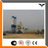 Planta de procesamiento por lotes por lotes material del cemento de la planta de la mezcla de hormigón Hzs50 del compartimiento que introduce con la fuente aditiva de la escala