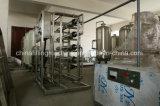 A fábrica produz equipamentos de tratamento de água de osmose inversa