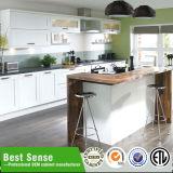 بيضاء لون [بفك] غشاء مطبخ تصاميم