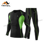 Athletic Wear Hombres Ciclismo Tops y Pantalones Sport Suit Fitness Clothes