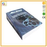 Impresión Softcover del libro del papel compensado de la alta calidad