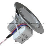 Aluminum+PC AC100-240V 24LEDs 24WのセリウムのRoHS調節可能なLEDの点ライト