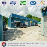 De Sinoacme Geprefabriceerde Lichte Bouw van het Bureau van de Structuur van het Metaal