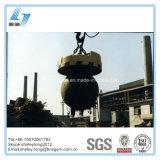 MW5 Heftoestel van de Fabriek van het staal het Elektrische Magnetische voor het Opheffen van Schroot