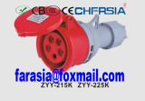 16A IP44 5p Conector Industrial para Propósito Perigoso