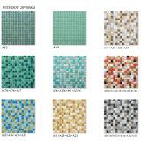 Mosaico di vetro di disegno di arte della priorità bassa del raggruppamento