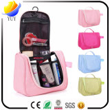 昇進のギフトの旅行のために便利な美しい携帯用装飾的な袋および化粧品ボックス
