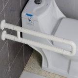 Het Toilet van het Toilet van het roestvrij staal &Nylon maakt de Bejaarde Staaf van de Greep onbruikbaar