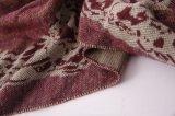 Lenço de Inverno feminina Tartan Plaid Cobertor Cashmere como lenço de Cintagem xale de base acrílica (SW113)