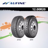UE-label S-MARK Tyr LTR Truck Tyre (8.25R16)