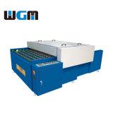Machine à laver de verre horizontale pour la fabrication de verre isolante