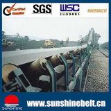Applicazione dei nastri trasportatori delle cinghie di gomma/PE nella miniera di carbone