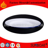 Sunboat 16cmenamel Pie Dish Utensilios de cocina / utensilios de cocina Enamel Plate Rice Dish