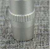 De Precisie die van het Aluminium van het roestvrij staal CNC het Deel van de Machine draaien