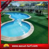 アンチUV景観装飾庭のための合成人工芝とホーム