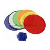 Frisbee di plastica molle poco costoso di Promotiona con stampa di marchio