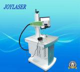 Macchina del laser della marcatura rotativa risparmiatrice di tempo dell'incisione/di rotazione