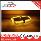 Signal d'avertissement LED Blanc Orange Mini barre lumineuse stroboscopique
