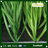 Лужайка травы футбола изготовления Китая синтетическая искусственная для спортивный поля