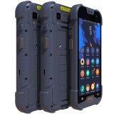 Ruwe IP68 Industriële Handbediende Terminal Smartphone met de Server van de Gegevens van de Scanner van de Code van Qr van de 1d/2D- Streepjescode