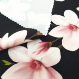 tessuto di stampa del velluto della rondella 100%Polyester
