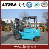Proveedor中国の電気環境に優しい3トンのフォークリフト