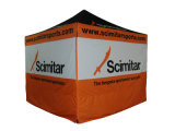 3X3 Dye Sublimation Publicité Pop-up Gazebo Tent