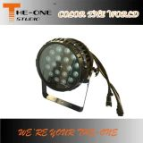 18X10W 4NO1 RGBW piscina IP65 Zoom LED PAR