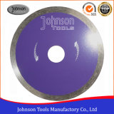 Hoja de sierra cerámica de 125 mm