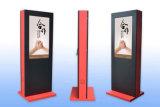 Hotel oder Flughafen, die LCD-Screen-Bildschirmanzeige-Kiosk bekanntmachen