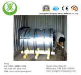 Bobina d'acciaio galvanizzata preverniciata, spessore 0.14mm