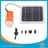 Solarlichter mit 3W LED, Solarfackel, Solartaschenlampe
