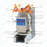 De semi Automatische Verzegelaar van het Dienblad voor Milktea